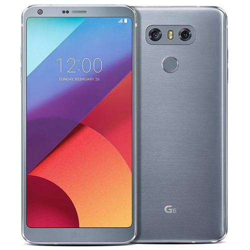 LG G6 32 GB - Unlocked (AT&T/T-Mobile/Verizon) - Platinum - Prime Exclusive