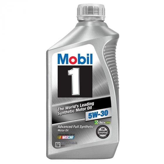 Mobil 1 5W-30 Fully Synthetic Motor Oil