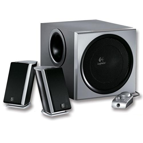 Logitech Z2300 THX-Certified 2.1 Speaker System with Subwoofer