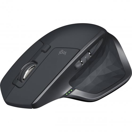 Logitech MX Master 2S (910-005131) Wireless Mouse