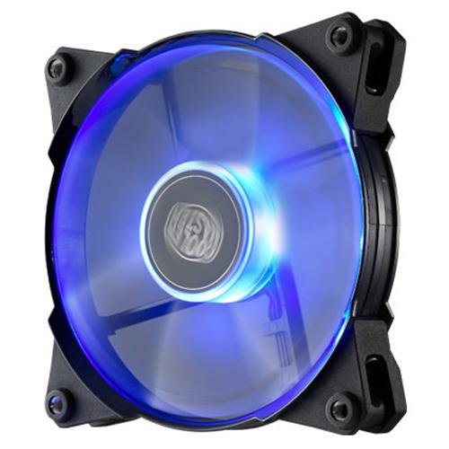 Cooler Master JetFlo 120 High Performance 120mm LED Fan (Blue)