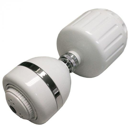 Sprite HO2-WH-M Shower Filter and 3 Setting Shower Head