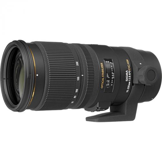 Sigma 70-200mm f/2.8 APO EX DG HSM OS FLD Large Aperture Telephoto Zoom Lens for Nikon