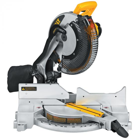 DEWALT DW715 Single-Bevel Compound Miter Saw