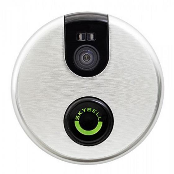 SkyBell Version 2.0 (SB100NS) Wi-Fi Video Doorbell