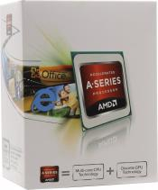 AMD A4-4000 Dual-Core A4-Series APU for Desktops with Radeon HD 7480D Processor