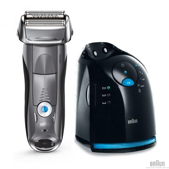 Braun Series 7 790cc Men's Electric Foil Shaver