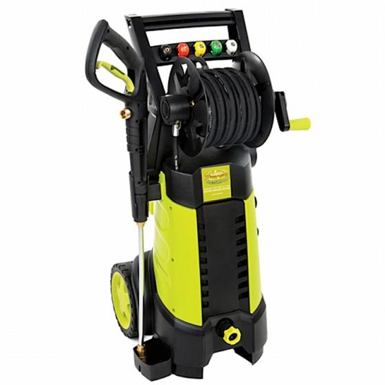 Sun Joe SPX3001 Electric Pressure Washer with Hose Reel