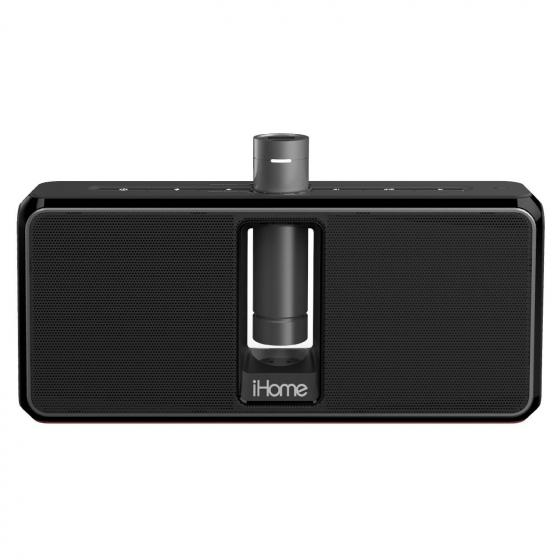 iHome Kineta K1 Portable Rechargeable Bluetooth Stereo Speaker