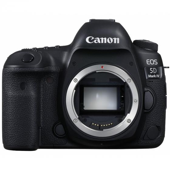 Canon EOS 5D Mark IV Full Frame Digital SLR Camera (Body Only)