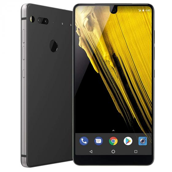 Essential Phone PH-1 128 GB Unlocked Titanium and Ceramic