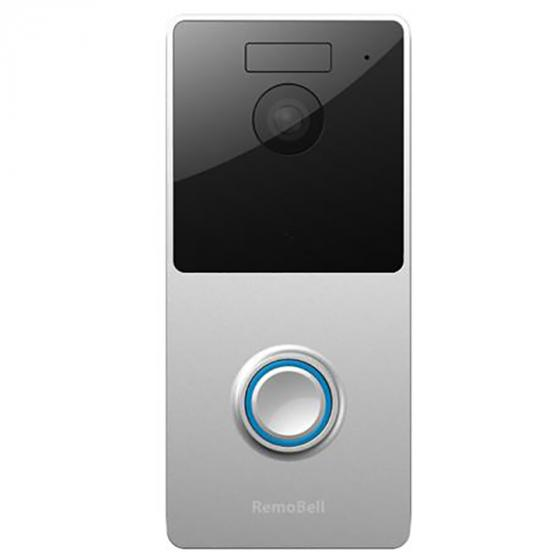 Remo+ RemoBell Wireless Wi-Fi Video Doorbell