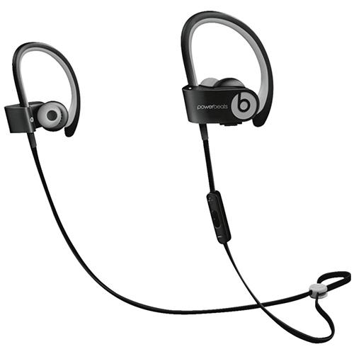 Beats Powerbeats 2 Wireless In-Ear Headphone Black Sport