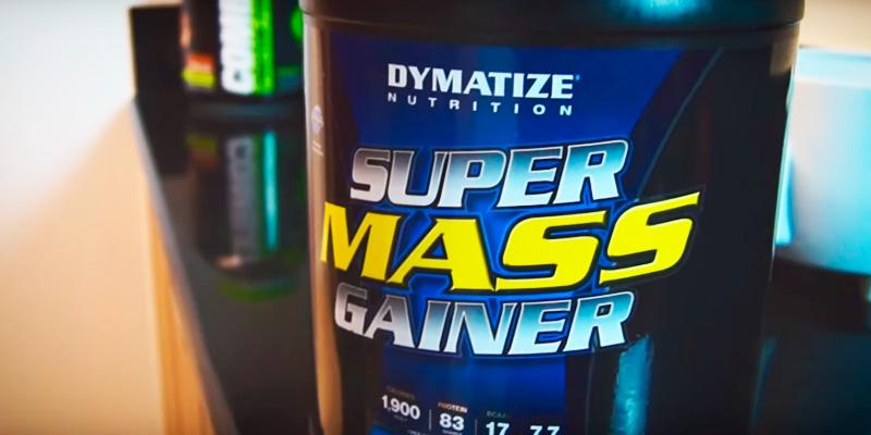 Review of Dymatize Nutrition Super Mass Gainer