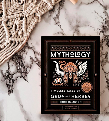Review of Edith Hamilton Mythology: Timeless Tales of Gods and Heroes