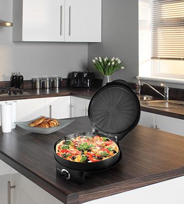 Review of NutriChef PKPZM12 Pizza Maker Pizza Oven