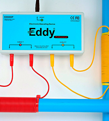 Review of Eddy Water Descalers Electronic Water Softener