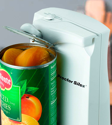 Review of Proctor Silex 76370P Extra-Tall Can Opener