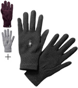 SmartWool Wool Knitted Men's Gloves