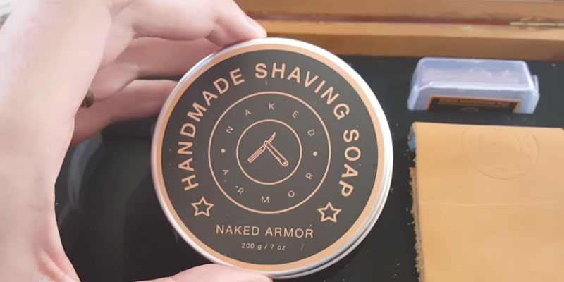 Review of Naked Armor Japanese Steel Straight Razor Kit
