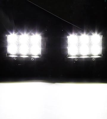 Review of Nilight 2PCS 18W Spot Driving Fog Light