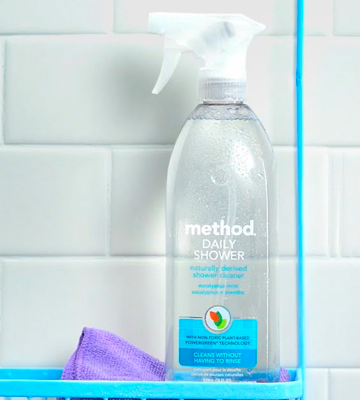 Review of Method Daily Shower Spray