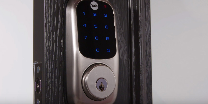 Review of Yale YRD226NR619 Assure Lock Touchscreen