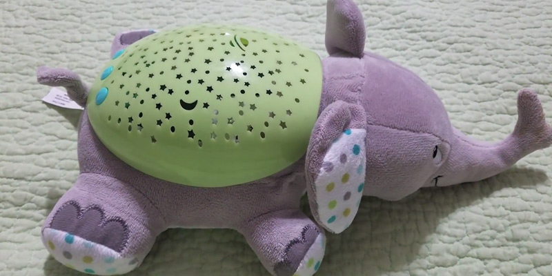 Review of Summer Infant Slumber Buddies Night Lights Elephant