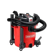 Craftsman 12006 XSP 12 Gallon 5.5 Peak HP Wet/Dry Vac