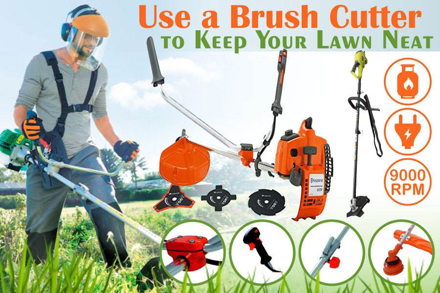 Comparison of  Brush Cutters
