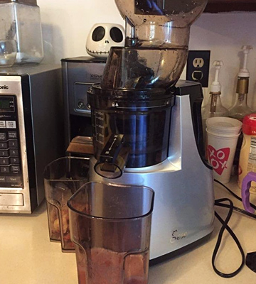 Review of Jese JS-500A Slow Masticating Juicer, Cold Press