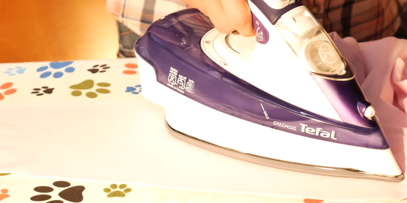 Review of Tefal FV9990 Cordless Steam Iron Homeware
