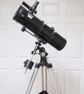 Review of ORION SpaceProbe 130ST (09007) Equatorial Reflector Telescope