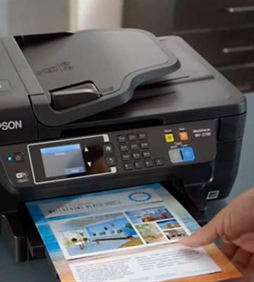 Review of Epson WF-2760 WorkForce All-in-One Wireless Color Printer