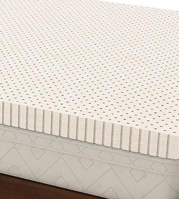 Review of Dreamfoam Bedding Talalay Ultimate Dreams Queen 3""
