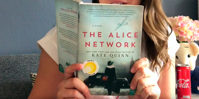 Review of Kate Quinn The Alice Network A Novel