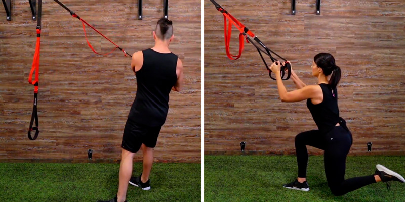 Review of INTENT SPORTS Max Kit with Pro Straps Bodyweight Trainer Fitness Resistance