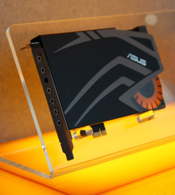 Review of ASUS STRIX SOAR Sound Card