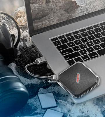 Review of SanDisk Extreme SDSSDEXT Portable SSD