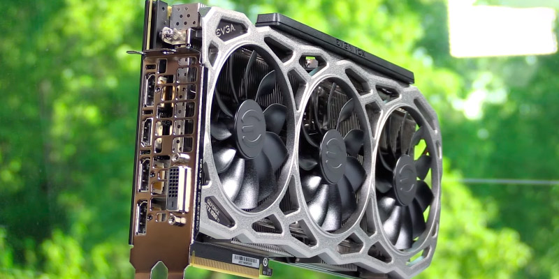 Review of EVGA GeForce GTX 1080 Ti FTW3 GAMING 11GB GDDR5X, iCX Technology - 9 Thermal Sensors & RGB LED G/P/M, 3x Async Fan Control