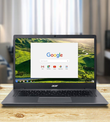 Review of Acer Chromebook 14 14.0-inch LED Anti-glare HD Display, Intel Celeron 3855u processor, 4GB LPDDR3, 16GB eMMC SSD, USB 3.1 Type-C