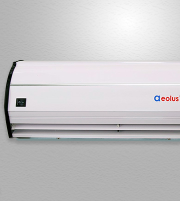 Review of Welbon FM-3509L/Y 36 Commercial Air Curtain
