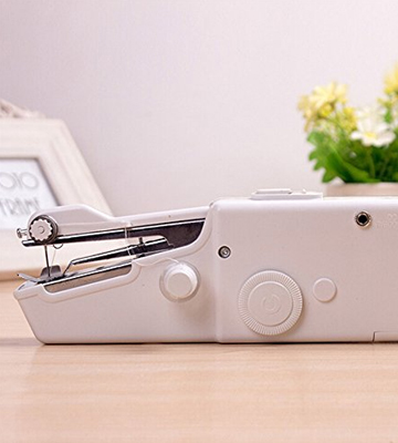 Review of Stingsew Handheld Sewing Machine with Quick Stitch Tool