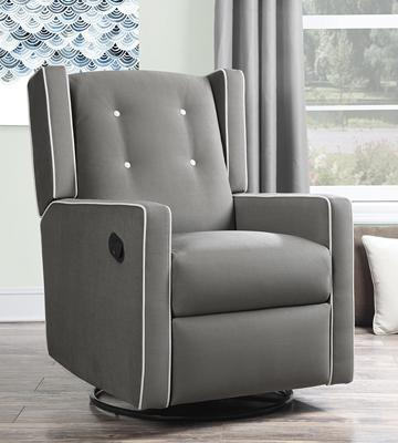 Review of Baby Relax Swivel Glider Chair