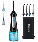 MOSPRO Portable Oral Irrigator Water Flosser Professional Cordless Dental