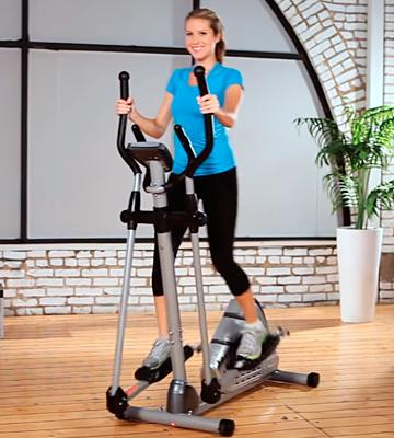 Review of Exerpeutic 1000Xl Heavy Duty Magnetic Ellipticals