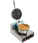Funwill Double-sided Heating Commercial Waffle Machine