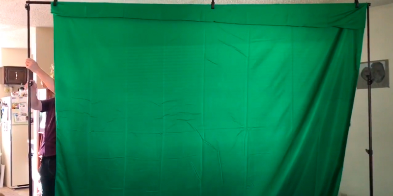 Review of LimoStudio AGG1112 Photo Video Studio, 10Ft Adjustable Muslin Backdrop
