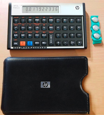Review of HP 12C Platinum Financial Calculator