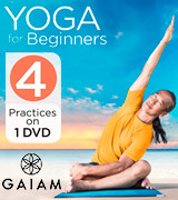 Gaiam - Fitness Complete Yoga for Beginners DVD